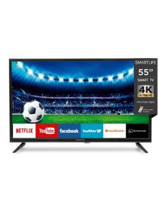 "Smart Tv Smartlife 55"" 4K Led Sl-Tv55Uhdnx"