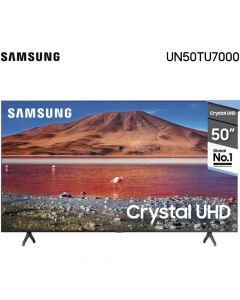 "Smart TV Samsung LED 50"" UHD 4K"