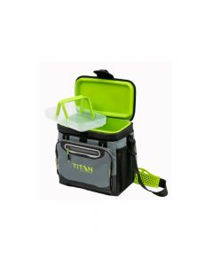 Lunchera TITAN deep freeze verde