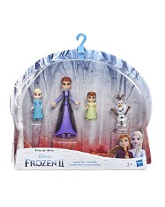 Frozen 2 mini dolls pack
