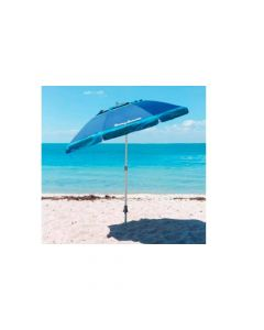 Sombrilla de playa con protección UV Blue dreams